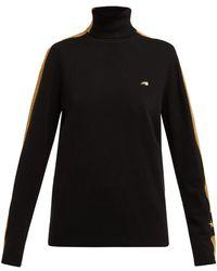 d21dea5c2f8f14 Bella Freud - Night Club Owner Rollneck Cashmere Sweater - Lyst