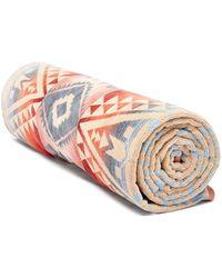 Pendleton Canyonlands Organic Cotton-terry Towel - Red