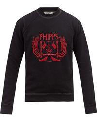 Phipps パイレート オーガニックコットンスウェットシャツ - マルチカラー