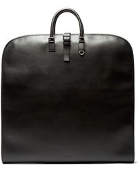 Jil Sander - Leather Garment Bag - Lyst