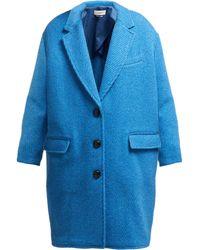 Étoile Isabel Marant - Gimi Oversized Wool Blend Coat - Lyst