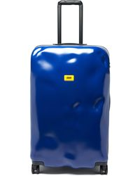 Crash Baggage アイコン スーツケース 79cm - ブルー
