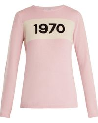 Bella Freud 1970 Jumper - Multicolour