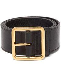 Alexander McQueen - Leather Waist Belt - Lyst