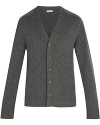 Tomas Maier - Cashmere Knitted Cardigan - Lyst