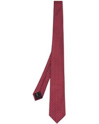 Ermenegildo Zegna - Paisley-print Silk Tie - Lyst