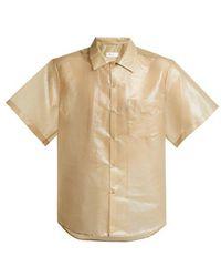 Toga - Laminate Poplin Shirt - Lyst
