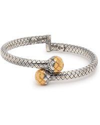 Bottega Veneta - Dichotomy Intrecciato Bracelet - Lyst