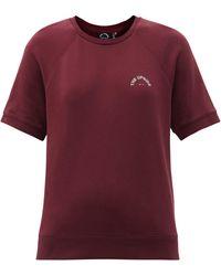 The Upside ミア ラグランスリーブ コットンブレンドtシャツ - マルチカラー