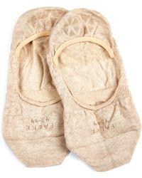 Falke - Step Cotton-blend Liner Socks - Lyst