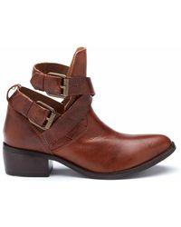 Matisse - Raider Boot (cognac Leather) Women's Boots - Lyst