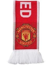 adidas Mufc scarf - Rosso