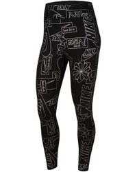 Nike - LEGGINGS ICON CLASH - Lyst