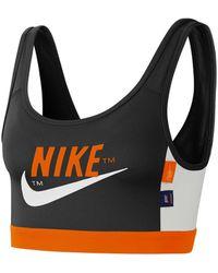 Nike REGGISENO ICON CLASH - Nero