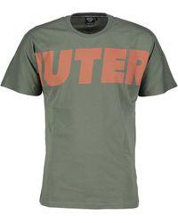 Iuter - T-shirt stripes - Lyst