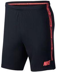 Nike SHORT DRI-FIT SQUAD - Nero