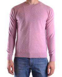 Altea Pink Wool Sweater