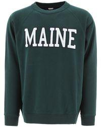 Sebago 781114wbowa0n Other Materials Sweatshirt - Green