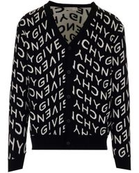Givenchy ANDERE MATERIALIEN STRICKJACKE - Schwarz