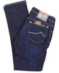 Jacob Cohen Jeans Model 688 Blue