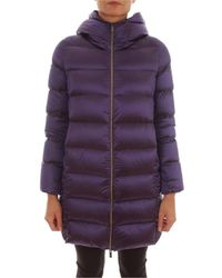 Rrd Polyamide Down Jacket - Purple