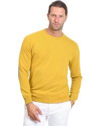 Altea Yellow Wool Jumper