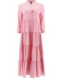 Aspesi Other Materials Dress - Pink