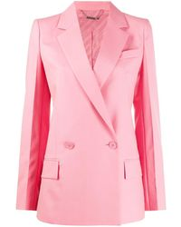 Givenchy ROSA WOLLE BLAZER - Pink