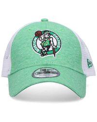 KTZ Green Fabric Hat