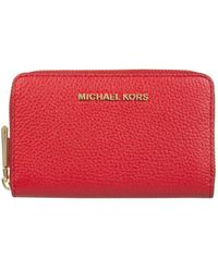 Michael Kors Other Materials Wallet - Red