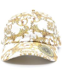 Versace Jeans Couture Hat - White