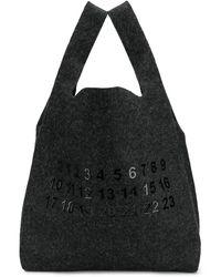 Maison Margiela Polyester Briefcase - Grey