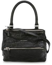 Givenchy Kleine 'Pandora' Handtasche - Schwarz