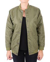 WÅVEN - Green Polyamide Outerwear Jacket - Lyst