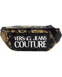Versace Jeans Couture Marsupi 71ya4b97zs109g89 poliammide - Nero