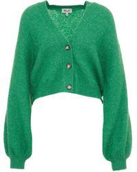 Baum und Pferdgarten 21945chasmeen12c3121 andere materialien sweater - Grün