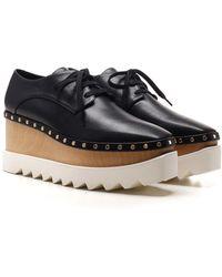 Stella McCartney Lace-up Shoes - Black