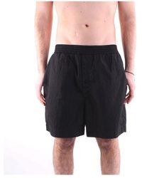 1017 ALYX 9SM Swimwear Sea Shorts - Black