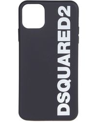 DSquared² PVC COVER - Schwarz