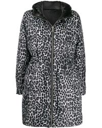 Michael Kors Black Polyester Down Jacket
