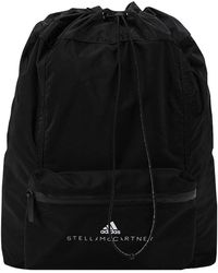 adidas By Stella McCartney - Black Polyester Backpack - Lyst