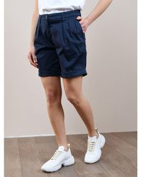 Fay Other Materials Shorts - Blue
