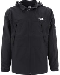 The North Face POLYESTER JACKE - Schwarz