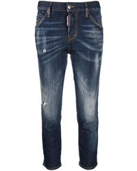 DSquared² - BAUMWOLLE JEANS - Lyst