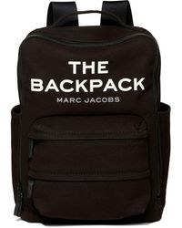 Marc Jacobs The Backpack Rucksack - Schwarz