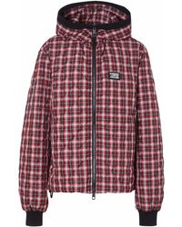 Burberry POLYESTER JACKE - Rot