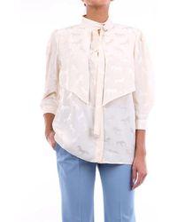 Stella McCartney Silk Shirt - White