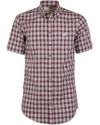 DSquared² - Multicolor Cotton Shirt - Lyst