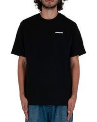 Patagonia Cotton T-shirt - Black