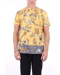 Etro - T-shirt kurzarm herren - Lyst